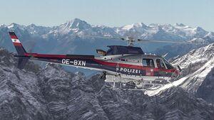Airbus Helicopters H125 für Tirol.