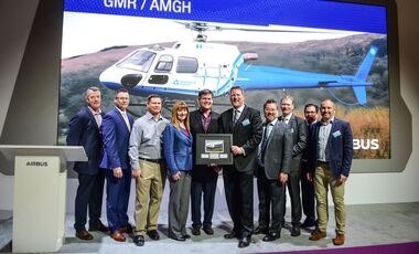 Airbus Helicopters auf der Heli-Expo 2019