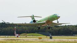 Am 2. Oktober 2020 startete die vierte Gulfstream G700 in Savannah zum Jungfernflug.