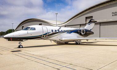 Die Cessna Citation Longitude erhielt 2021 ihre EASA-Zulassung.