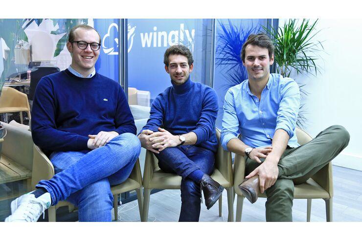 Wingly: Expansion mit Drei-Millionen-Investment